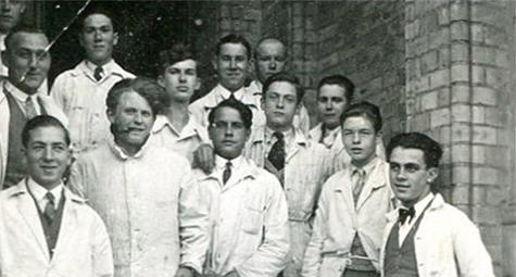 Malerbetrieb seit 1934 Mitarbeiter Team